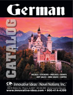 German Catalog Cover